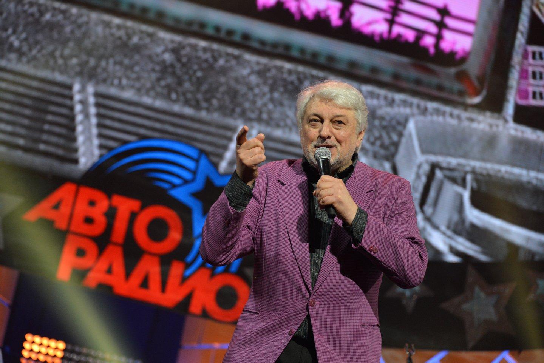 Вячеслав Добрынин – Попурри (Дискотека 80-х 2015, Авторадио)