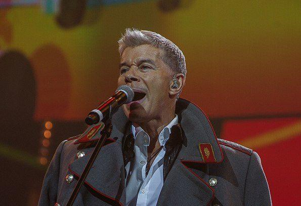Олег Газманов – Эскадрон (2013)
