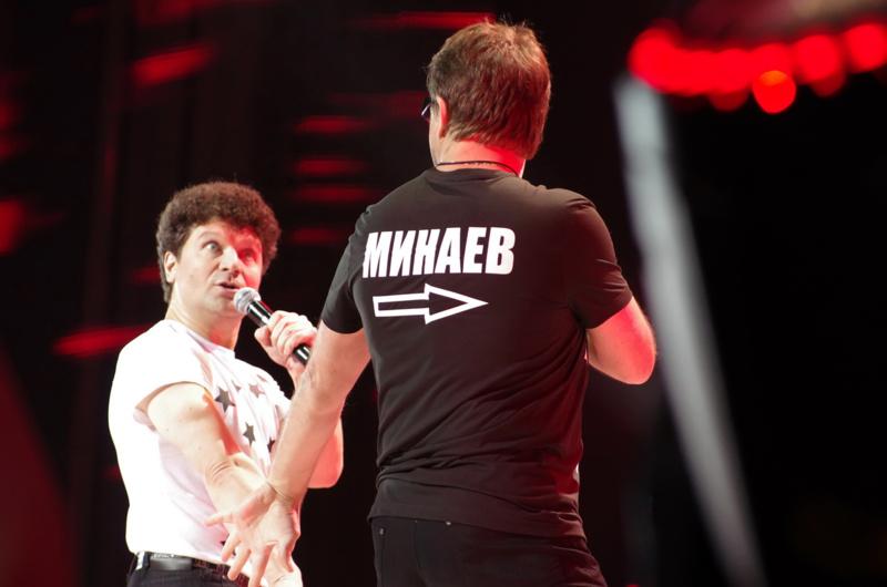 Владимир Маркин и Сергей Минаев – Микс (2011)