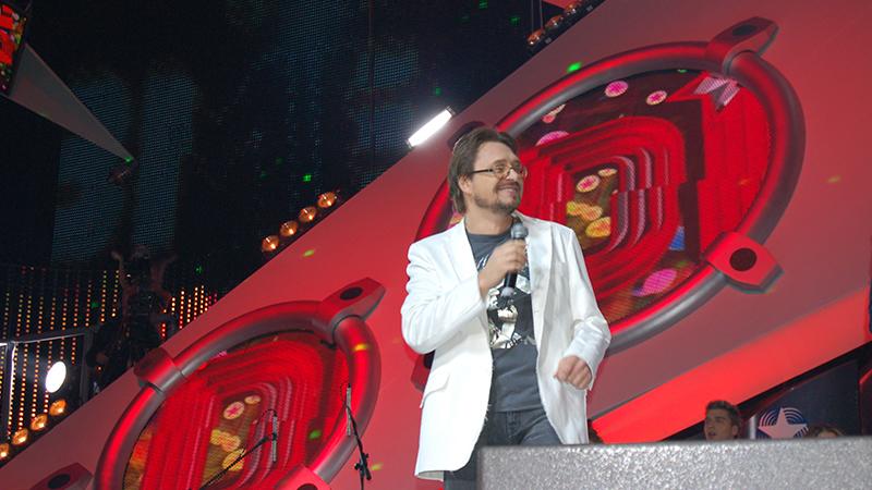 Владимир Маркин – В Доме Восемь (2006)