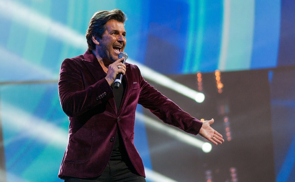 Thomas Anders – You're My Heart, You're My Soul (2013)