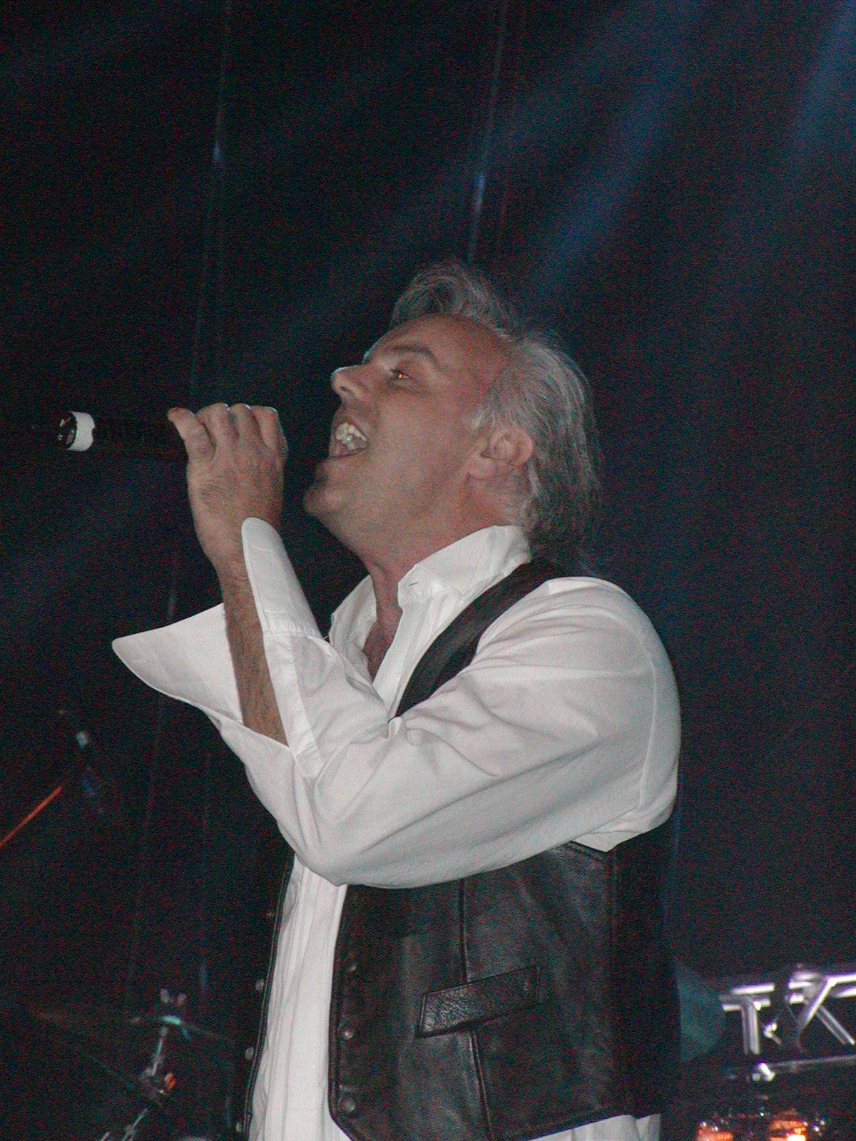 Joy – Valerie (Disco of the 80's Festival, Russia, 2002)