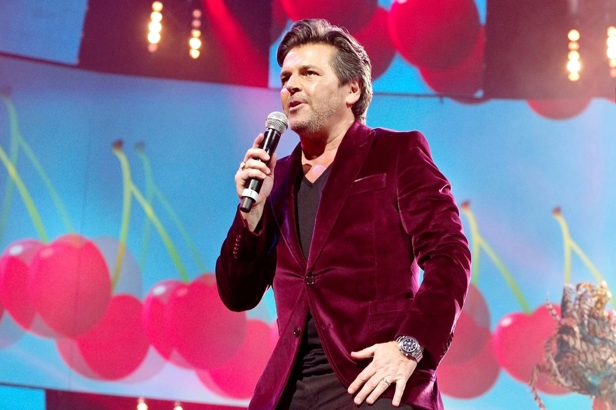 Thomas Anders – Atlantis Is Calling (S.O.S. For Love) (2013)
