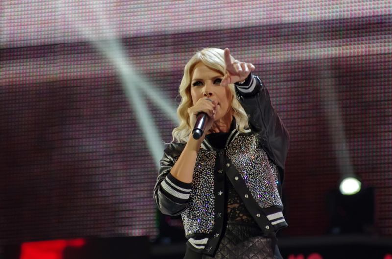 C.C.Catch – Heaven and Hell (2012)