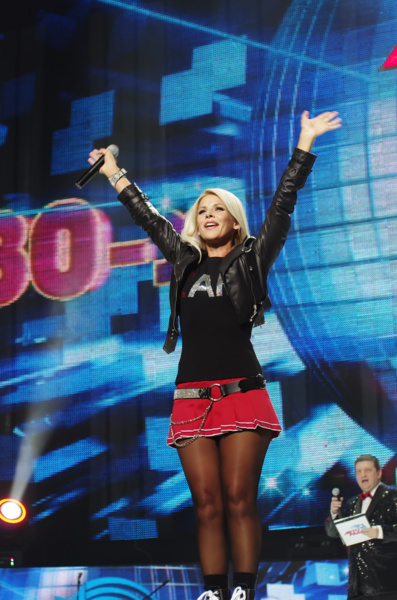 C.C. Catch – I Can Lose My Heart Tonight (2011)