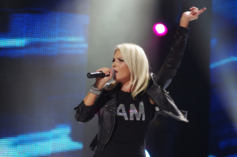C.C. Catch – Heaven And Hell (2011)