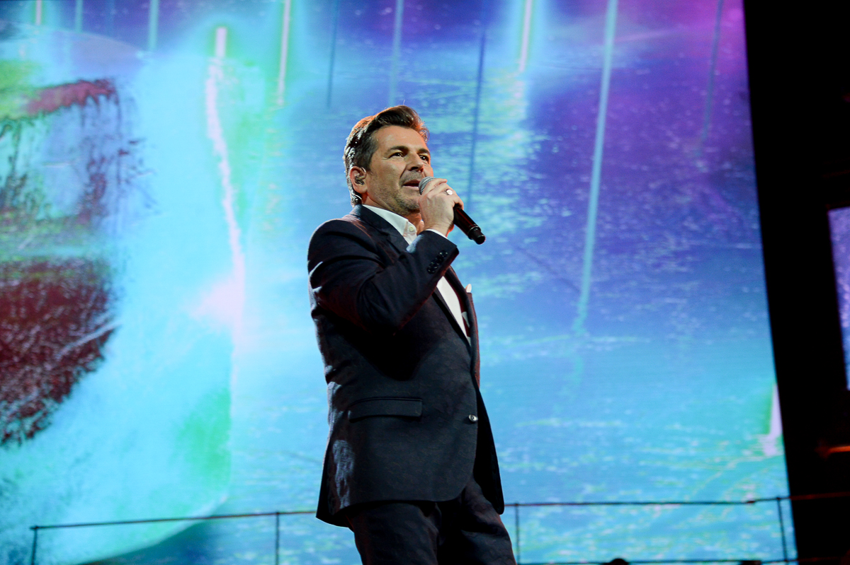 Thomas Anders – Win The Race (2018)