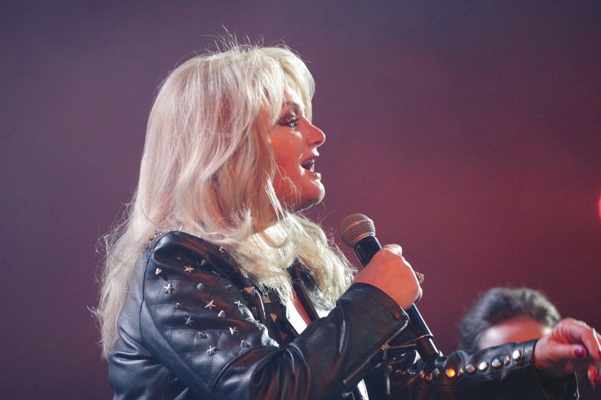 Bonnie Tyler – It's A Heartache (2017)